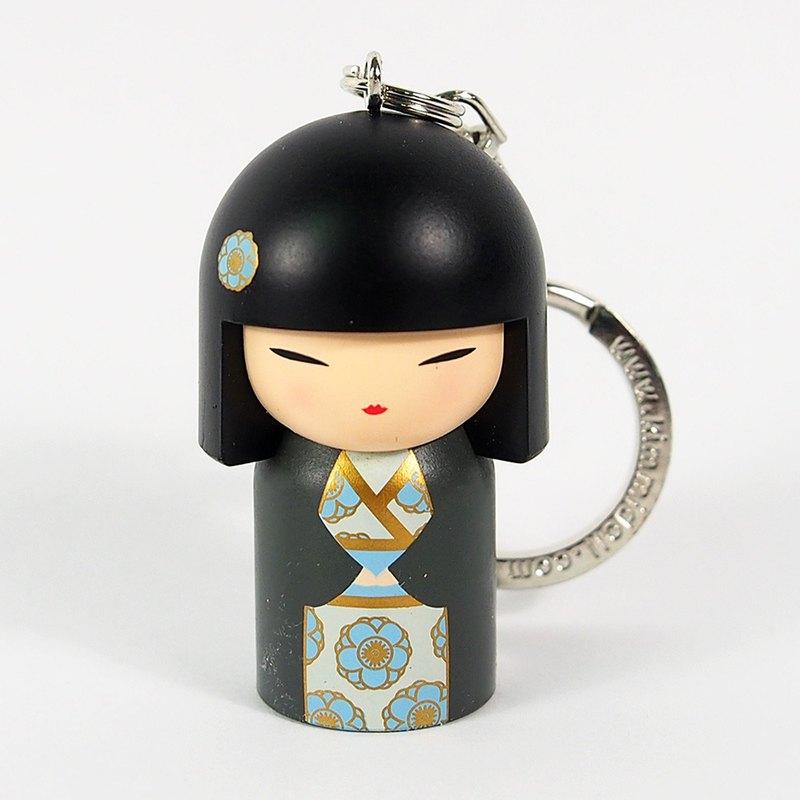 鑰匙圈-Chizuru 謙卑力量【Kimmidoll 和福娃娃鑰匙圈】
