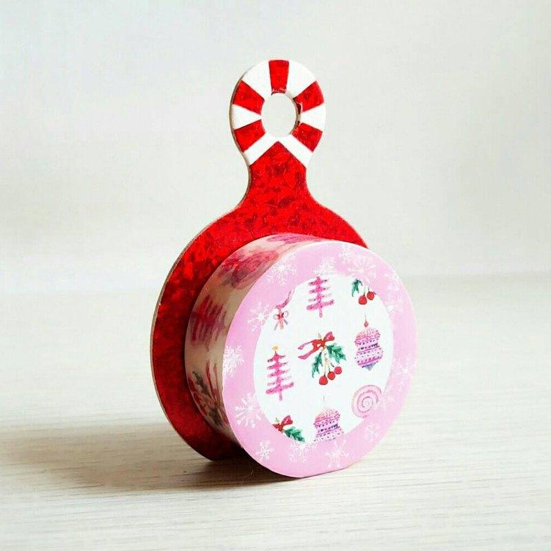 聖誕紙膠帶 X'mas-Ornament / 4713077971710