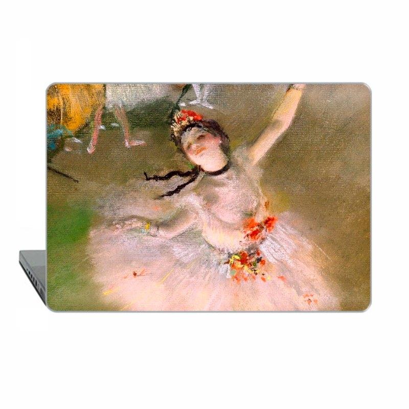 Edgar Degas MacBook保護殼MacBook Air MacBook Pro Retina MacBook Pro art 1519