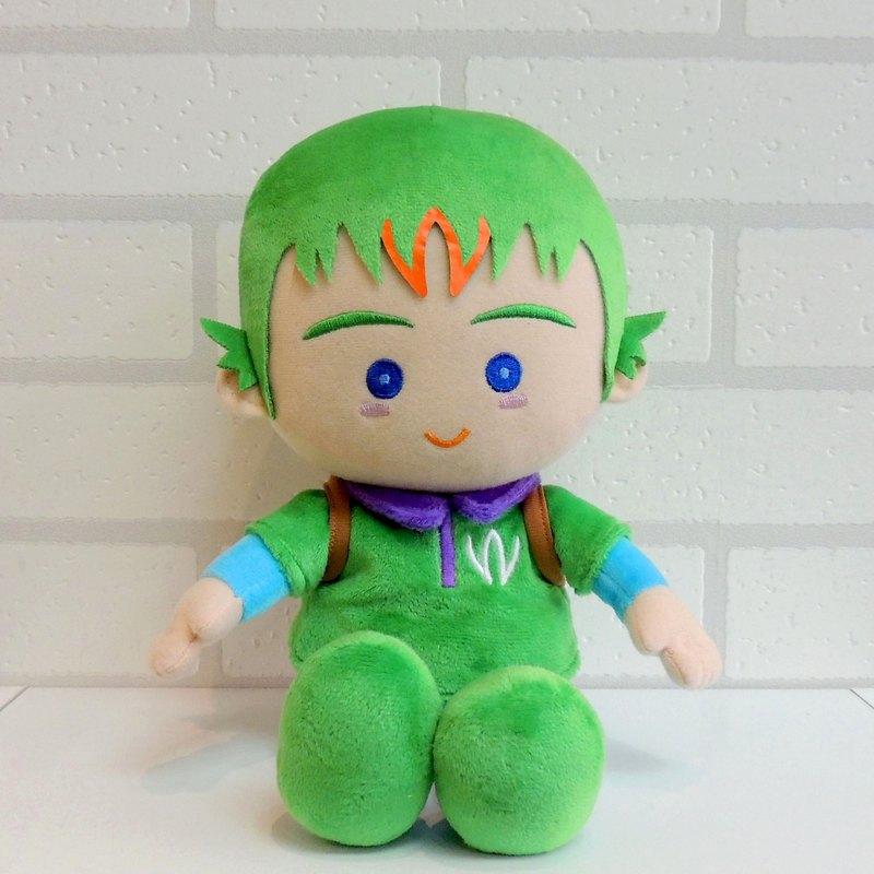 二允兄弟-大允絨毛公仔玩偶  winbrothers stuffed doll (B-win)