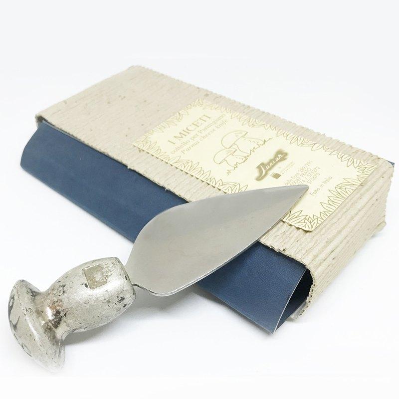 早期古件-義大利手工錫製起司利刃切刀 | Artista Visitatore Srl
