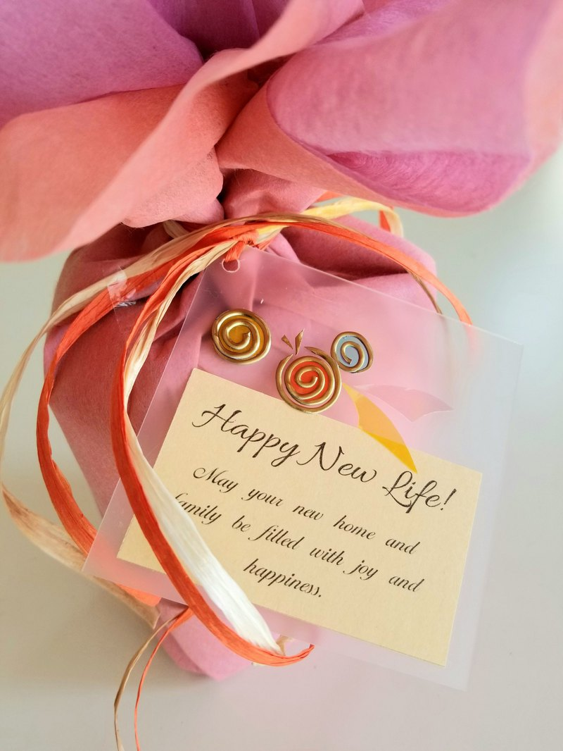 禮品包裝紙玻璃藝術製作與卡原始消息
