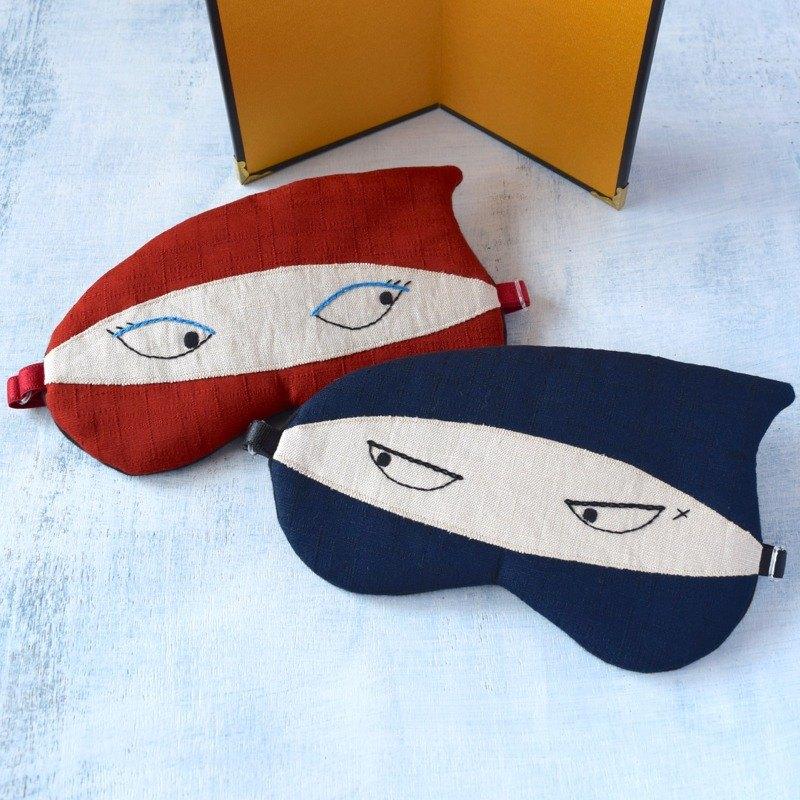 Goody Bag - 忍者夫妻 優惠2件套眼罩
