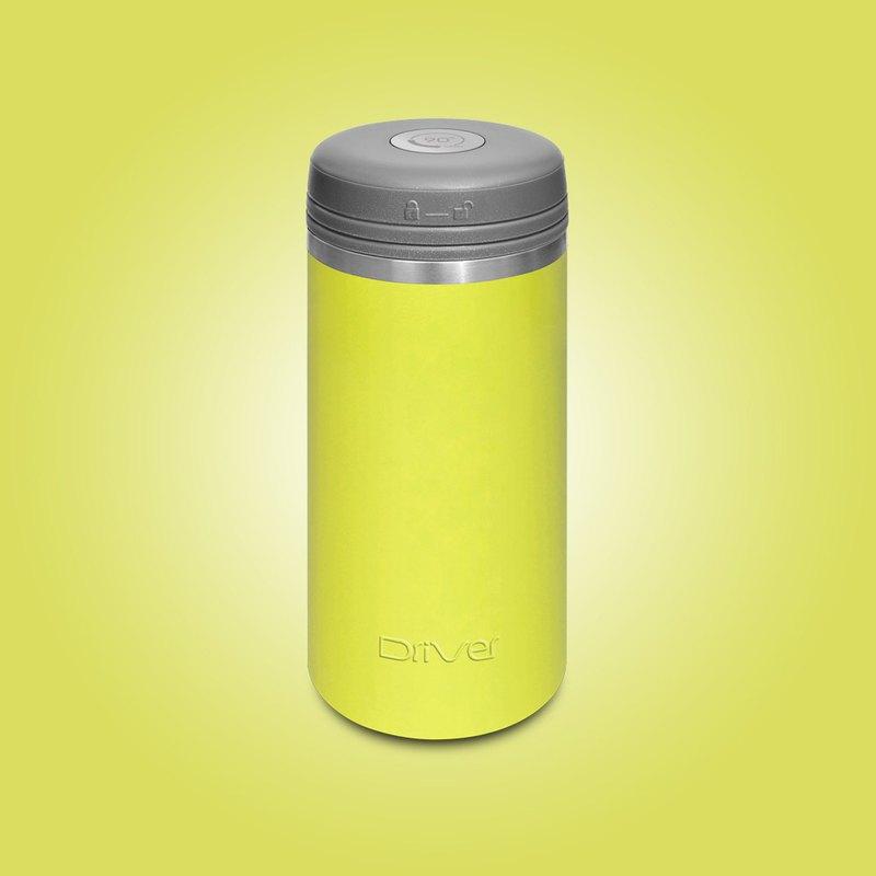 Driver │ 90Do輕陶瓷保溫瓶 250ml-嫩綠
