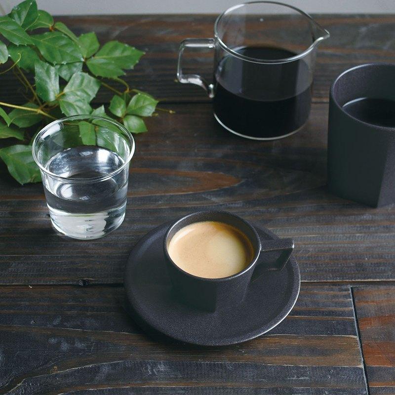 日本KINTO OCT八角咖啡杯盤組 / 濃縮杯盤組 / 共3款