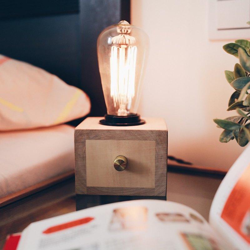 復古方塊燈