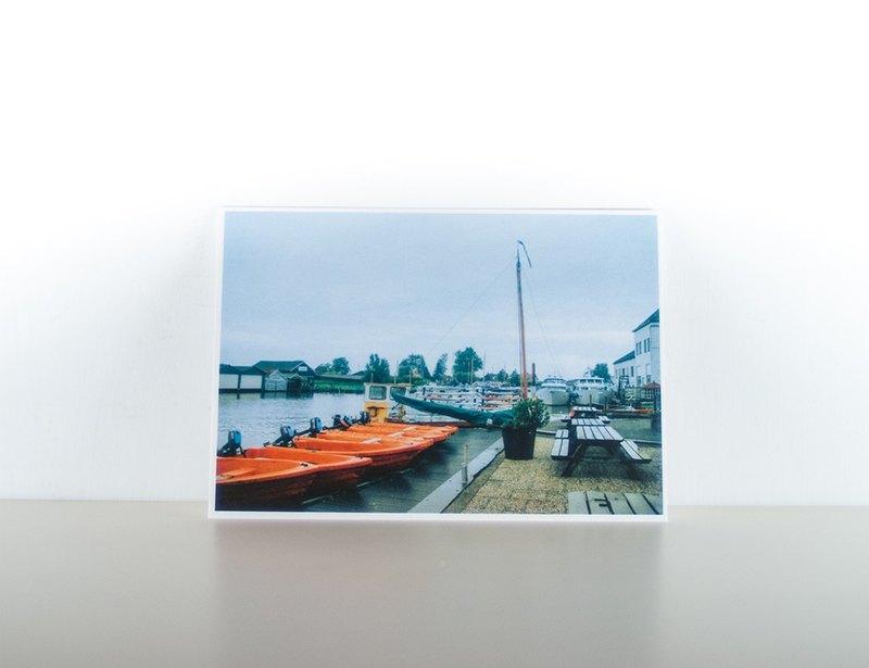 攝影明信片 | 港畔-赫勞-荷蘭 - 小鎮散步