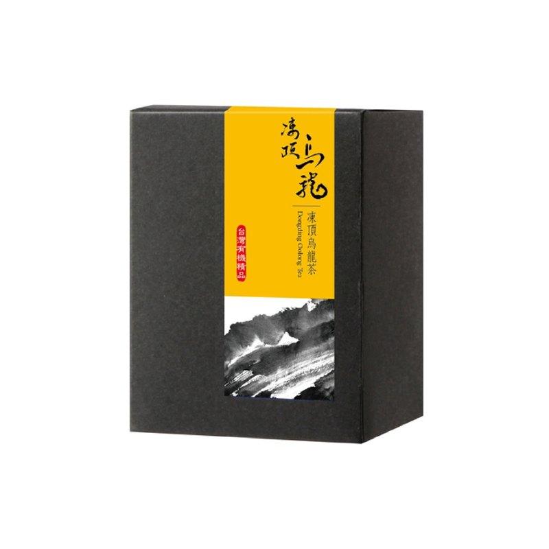有機凍頂烏龍茶 | 瀞・有機茶