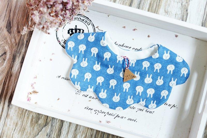 手工製作日本限量布款嬰兒口水肩 (嬰兒圍兜兜)
