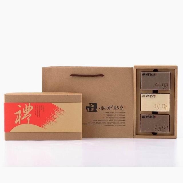 【安心防疫】艋舺肥皂平安禮盒-平安皂/珍珠皂/靜心皂-送禮/精選