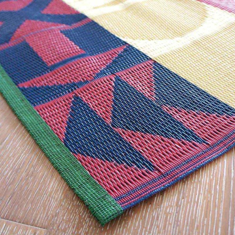 ZELT 防潑水編織野餐墊