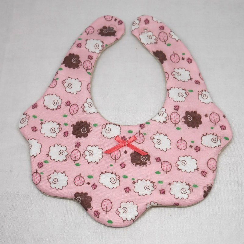 日本手工8層紗布嬰兒圍兜