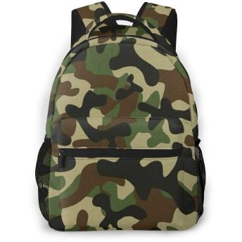 リュック バック 陸軍兵士, リュックサック ビジネスリュック メンズ レディース カジュアル 男女兼用大容量 通学 旅行 鞄 カバン