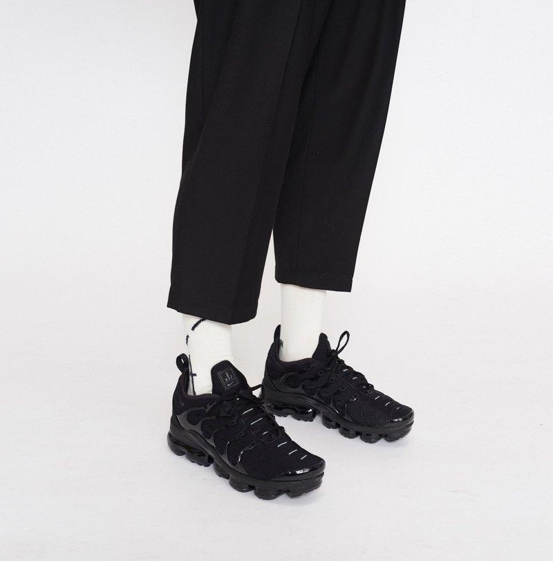 毛線分域中筒襪 - 泉設計搭品良品 長版襪 紳士襪