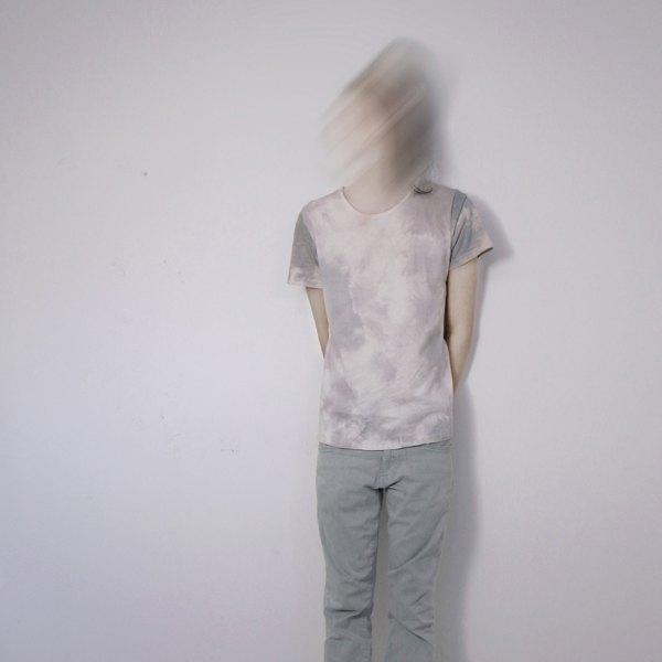 I . A . N Design 紫草 雲染T 天然染系列 Organic Cotton