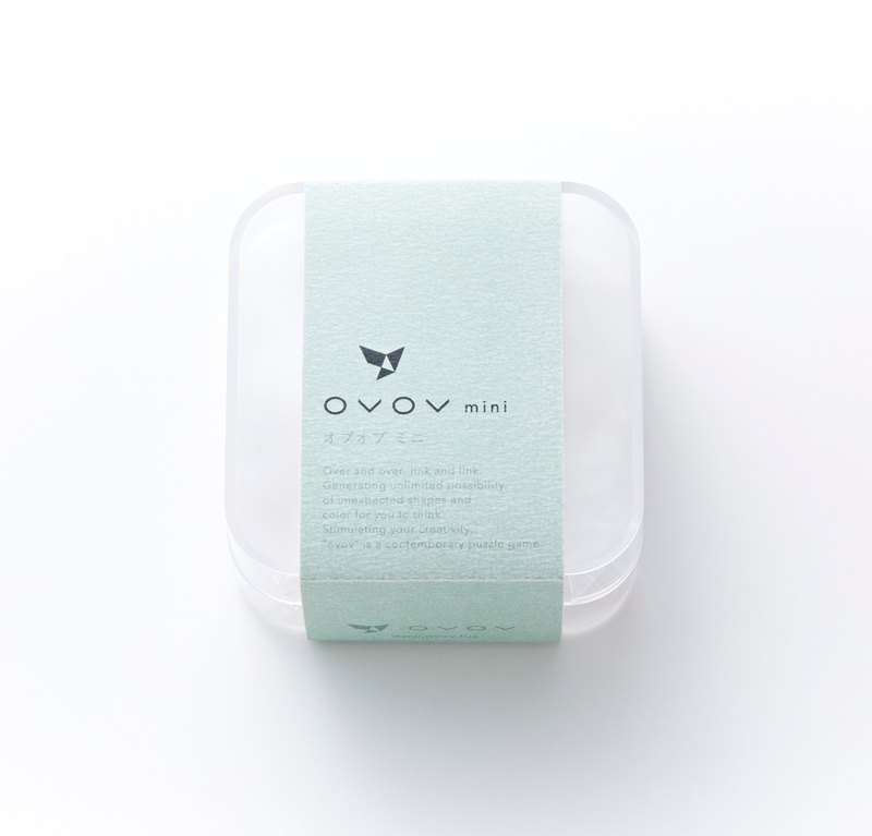附件生產件 -  OVOV mini-100件 - 透明