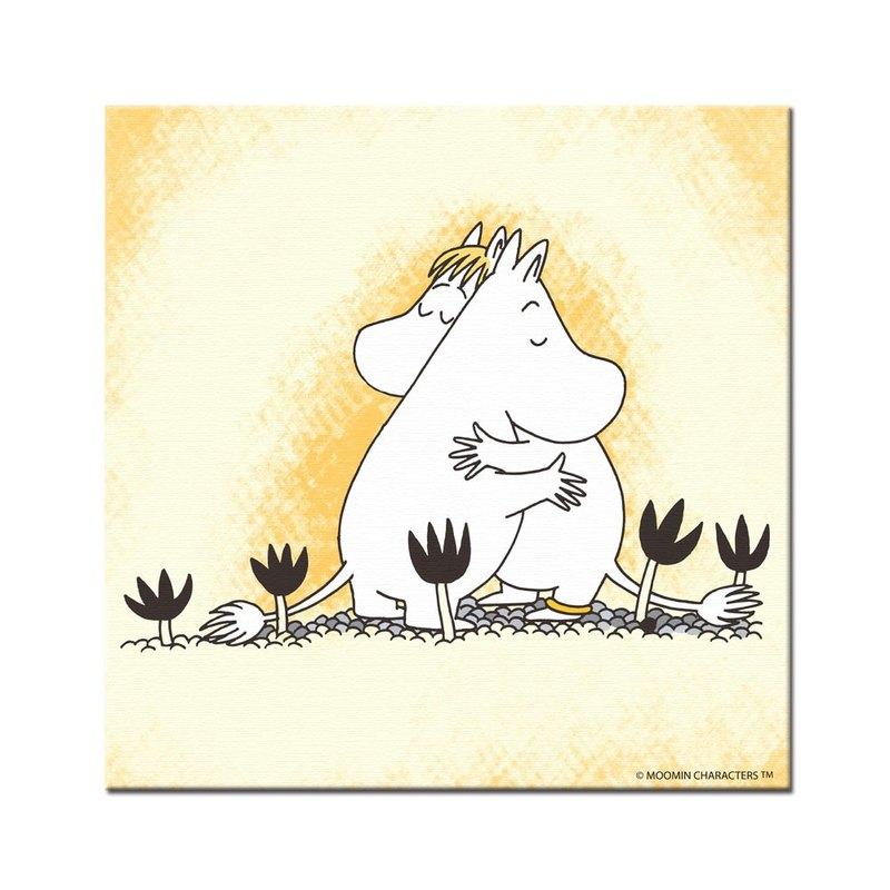 Moomin嚕嚕米授權-無框畫(80*80cm)