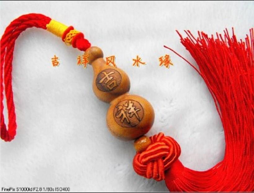 開光桃木風水葫蘆挂件車掛吉祥如意木葫蘆汽車掛飾文玩桃木工藝品