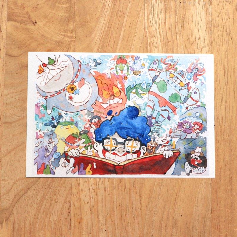明信片(我愛90年代)