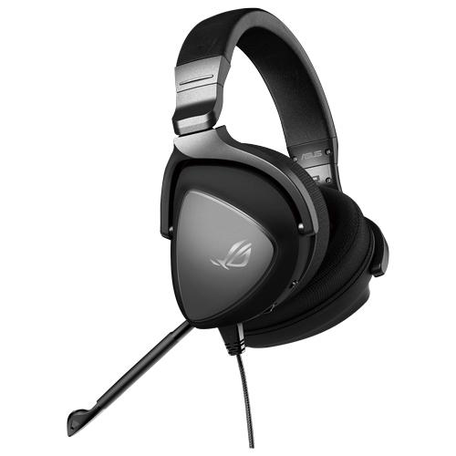 ASUS 華碩 ROG Delta Core 電競耳機 麥克風 遊戲耳麥 有線 兩年保 黑
