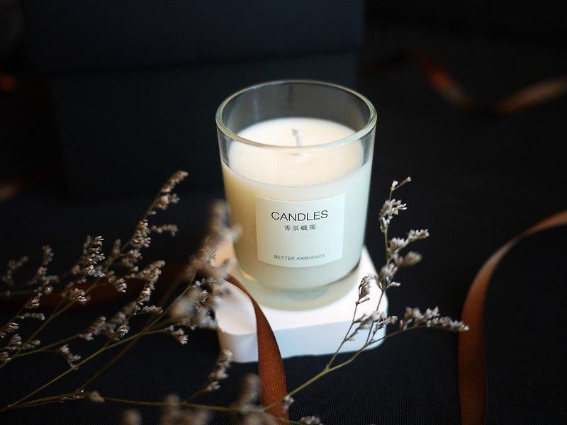 香氛大豆蠟燭 85G