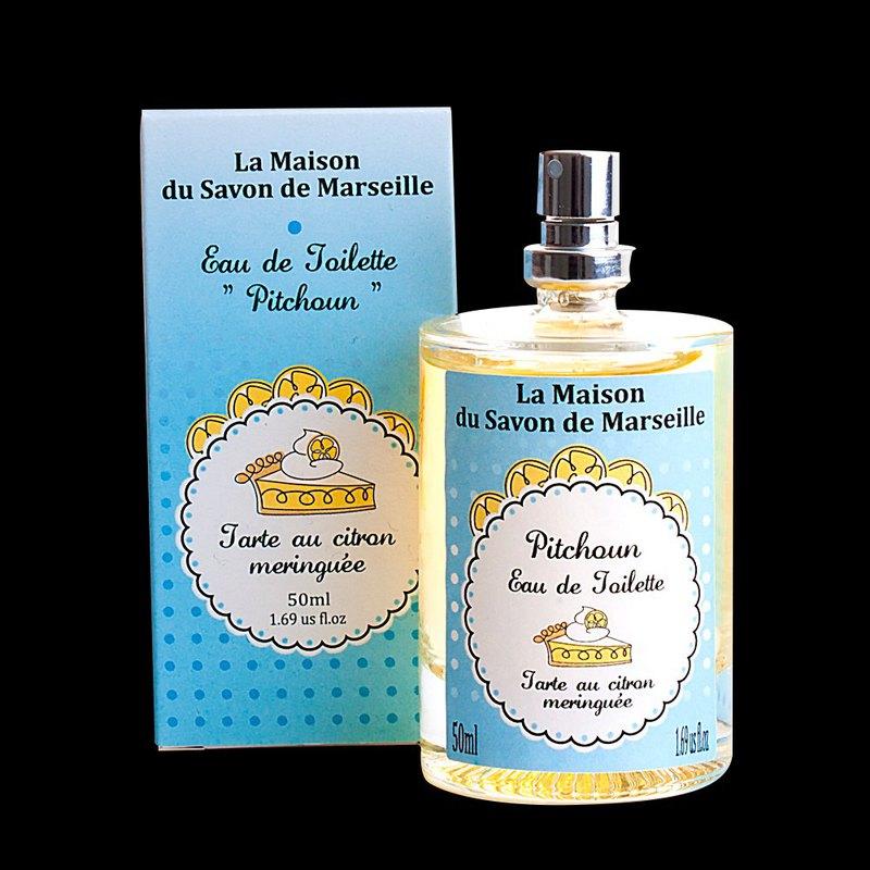 法國La Maison 馬賽皂之家 貪婪甜蜜的氣味 調皮小孩(檸檬派)