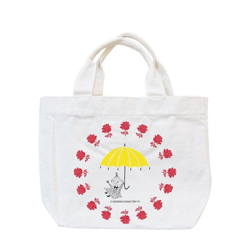 Moomin嚕嚕米授權-小托特包【美寶與小不點】,AE08