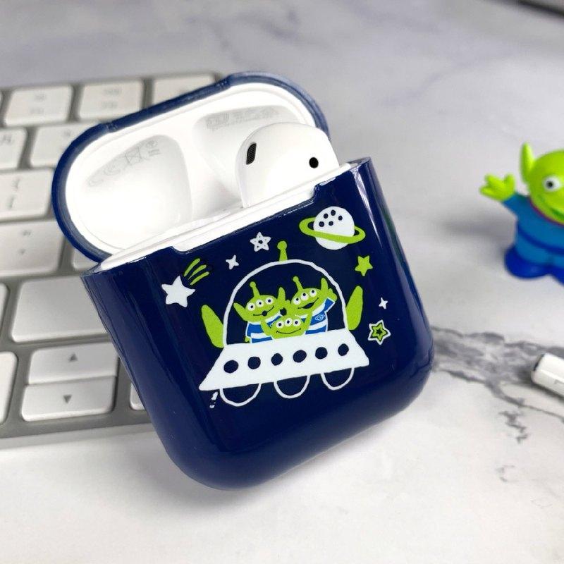 【數量有限】迪士尼正版授權 AirPods硬式保護套 三眼怪