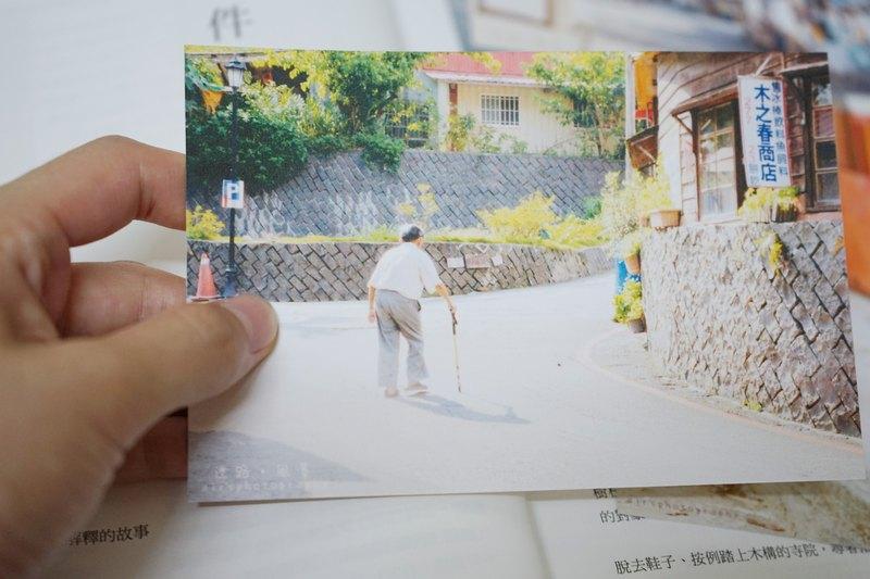 迷路‧風景(相遇在這裡)-明信片 迷路是採索未知國度的最佳方法! :D 不擅長看地圖的我,經常在旅遊時迷路,以前總會擔心和害怕,但現在反而享受當中,因為走進未知的國度,使我對這個城市更好奇,更想看景點