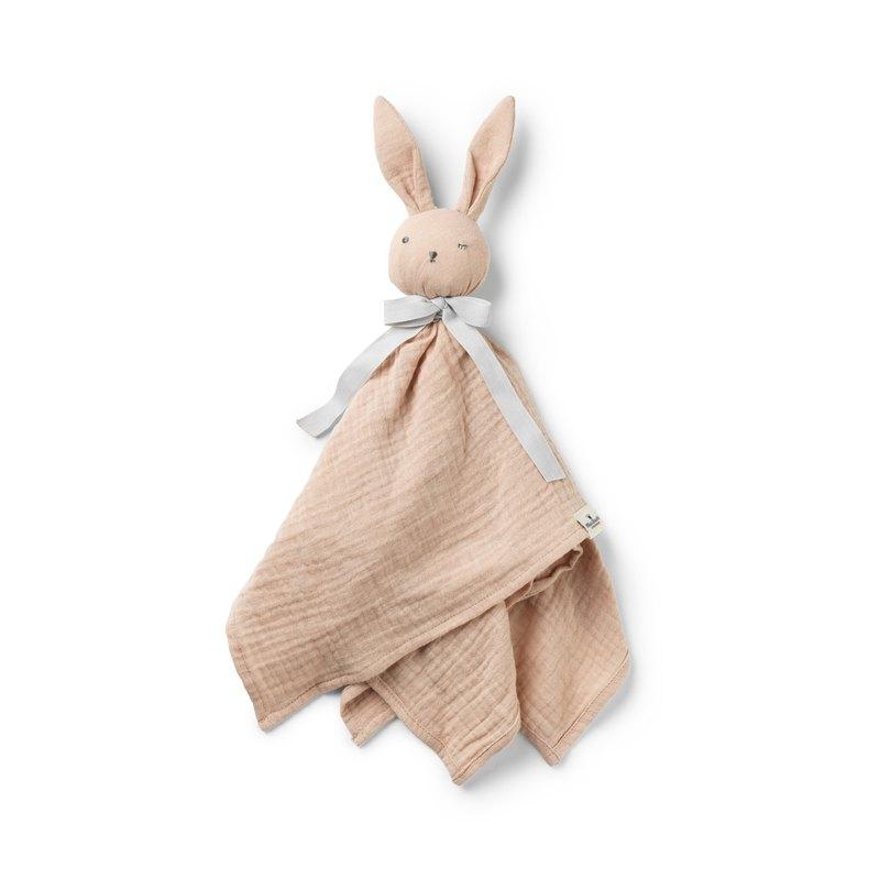 【瑞典ELODIE DETAILS】安撫巾 Blinkie-  粉嫩兔Powder Pink