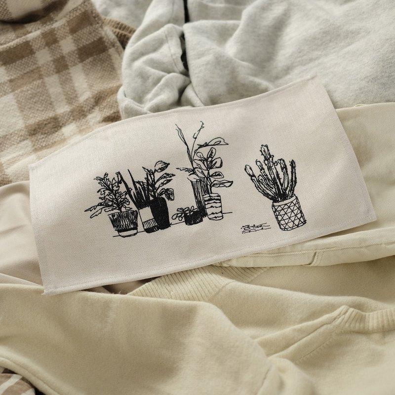plant1 cloth poster