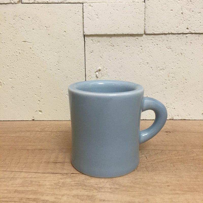 雙層小胖杯(寧靜藍)