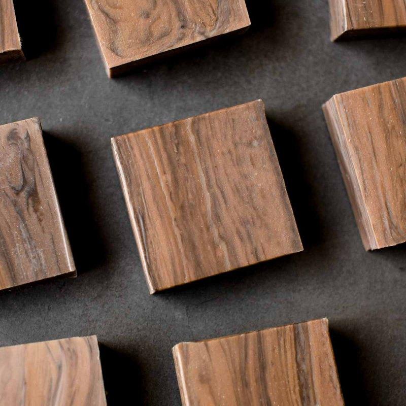 森林檜木手工皂 一般膚質 冷製皂