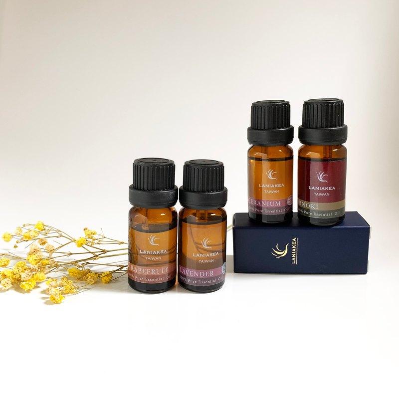 純天然植物精油 (10ml) - 芳療 薰香 淨化空氣