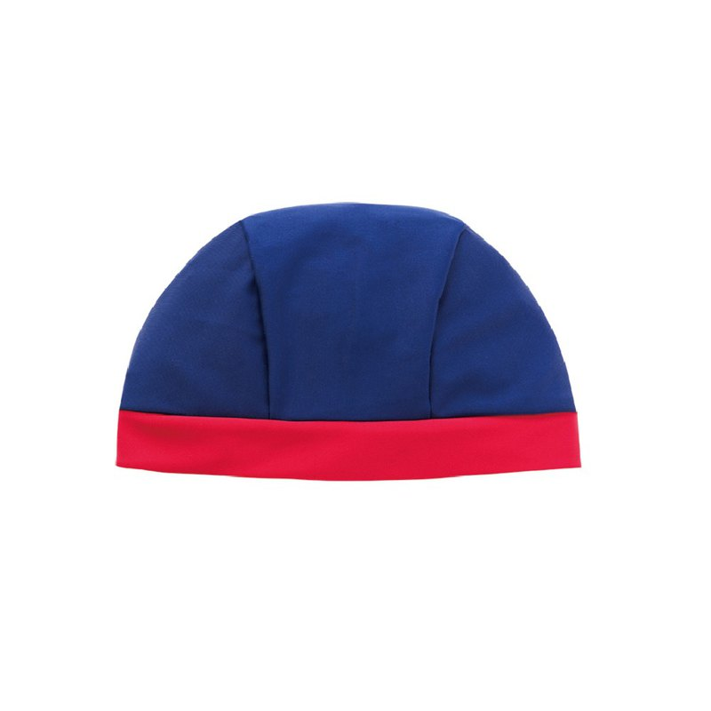 日本原創設計 兒童泳帽-藍