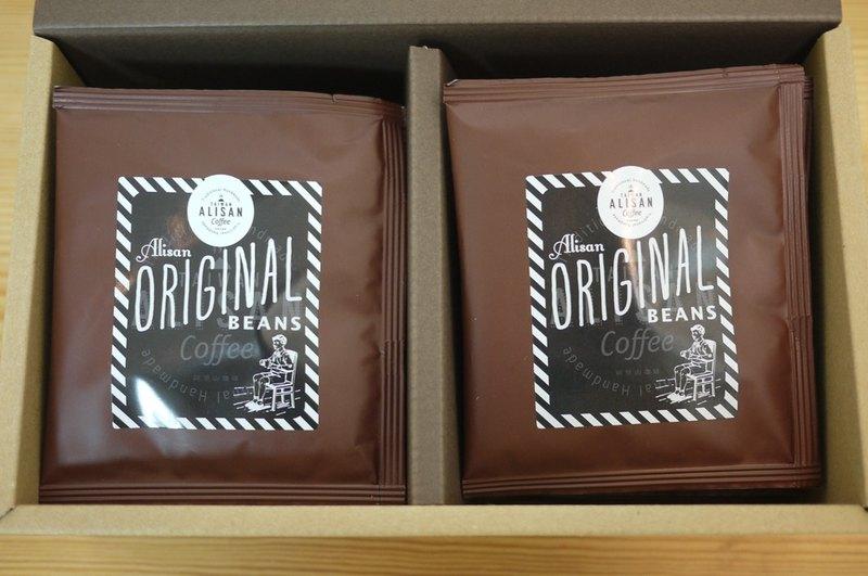 阿里山咖啡 耳掛濾包禮盒