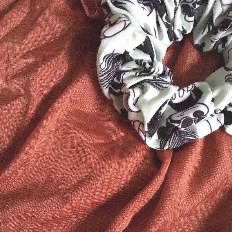 Dr.Pumpkin大腸花髮圈(大腸圈)//立夏