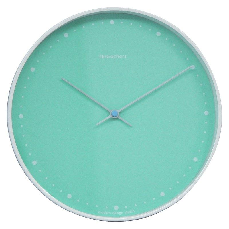 Casa - Tiffany藍掛鐘 (金屬)