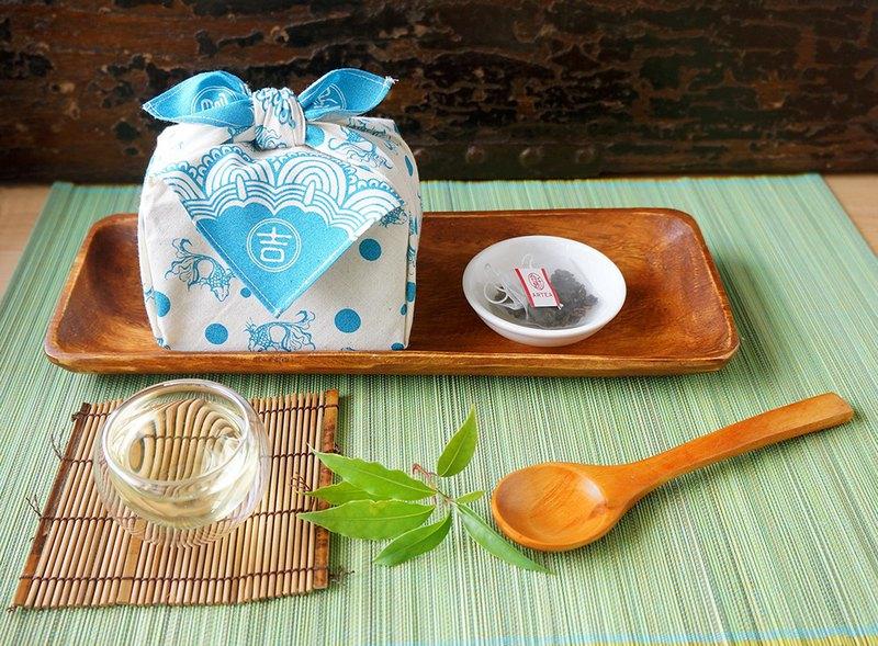 冷泡茶組 4款精選好茶(原片立體茶包3gX12)ARTEA手採台灣茶