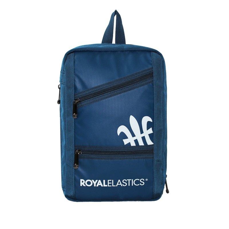 Royal Elastics  Challenge挑戰系列 單肩 後背包 藍色