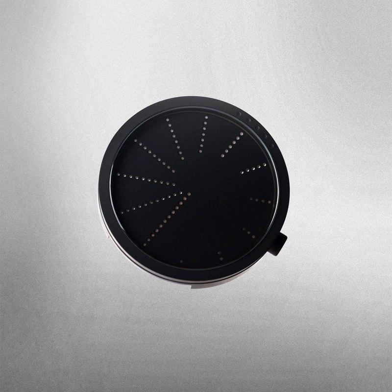 Order Watch 紐約當代鬼才設計師極簡手錶 - 黑