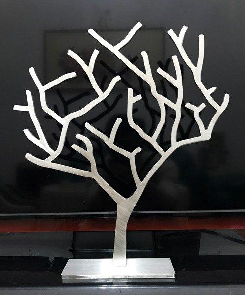 不鏽鋼大珠寶樹 獨樹一格奇幻氛圍 實厚5mm 強力質感珠寶展示架