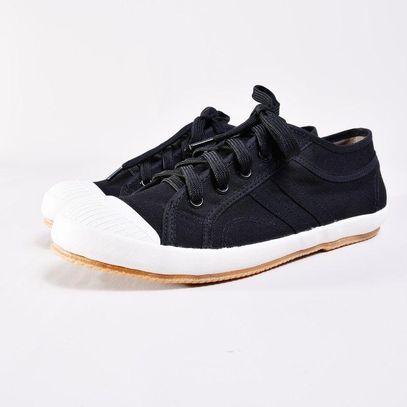帆布鞋-LANA 黑