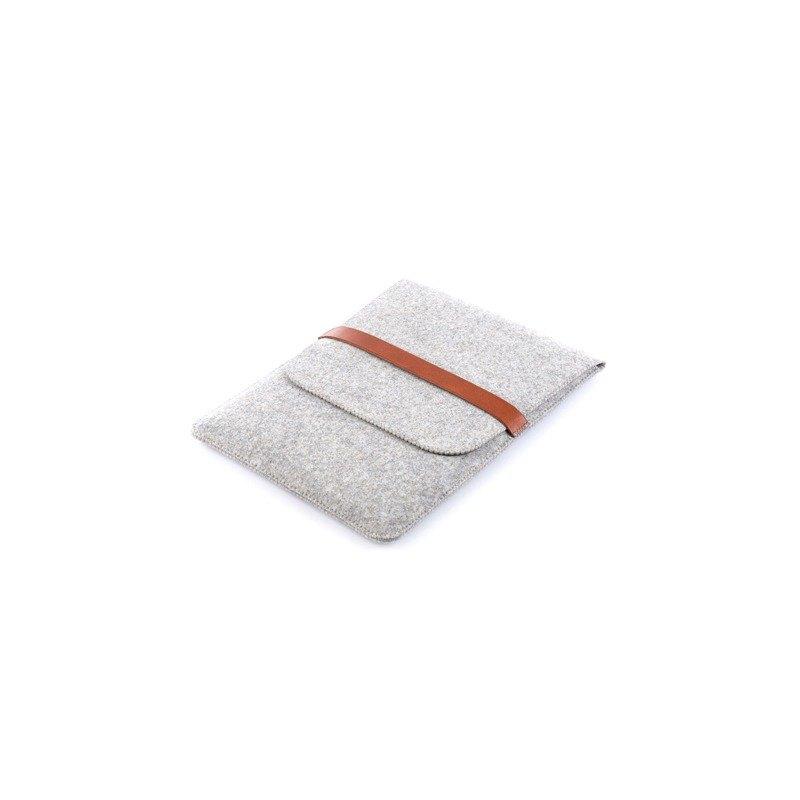 索然Macbook Pro16 15新款Air13 12吋羊毛氈電腦內膽包保護套文件