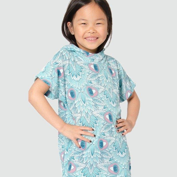 北歐童裝【大人】瑞典有機棉長版上衣150cm至165cm 女裝親子裝
