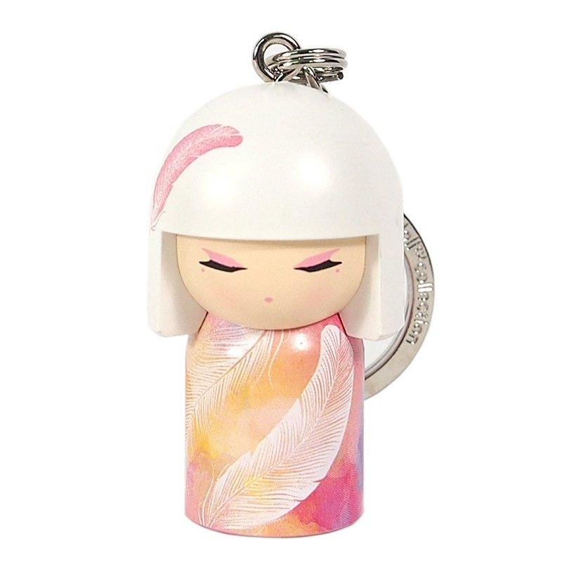 鑰匙圈-Mizuyo 魅力活現【Kimmidoll 和福娃娃鑰匙圈】