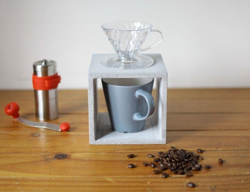 方體手沖咖啡座架
