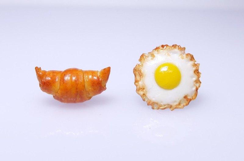 這款迷你食物耳環非常可愛,可以隨身攜帶~美食愛好者作為最好的朋友送禮物!