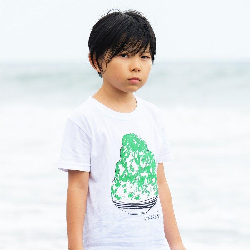 Kakigori 寶兵兒童T卹 甜瓜100 110 120 130 140 t卹