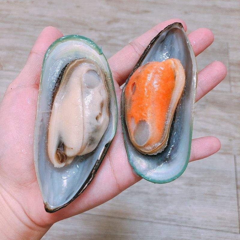 紐西蘭綠唇貽貝>大美娘手作寵物零食。寵物蛋糕